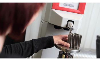Rockwell Hardness Testing Instrument - Zwick ZHR