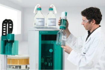 IC Vario Device by Metrohm for Sample Preparation