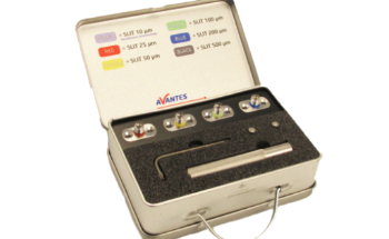 Replaceable-Slit Spectrometer: AvaSpec–RS