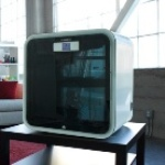 Personal 3D Printer CubePro from 3D Systems