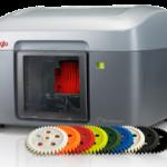 The Mojo Desktop 3D Printer from Stratasys
