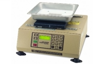 Oscillating Sand Abrasion Tester from Taber Industries