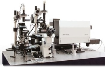 NTEGRA Spectra - AFM/Confocal Raman and Fluorescence/SNOM/TERS