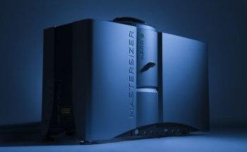 Particle Size Analyzer - Mastersizer 3000