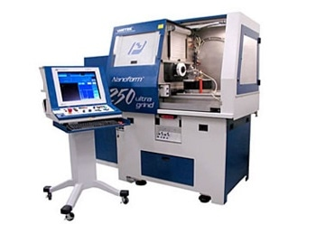 The Nanoform® 250 Ultragrind Precision Machining System