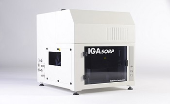 Studying Moisture Sorption at Elevated Temperatures with the IGAsorp-CT