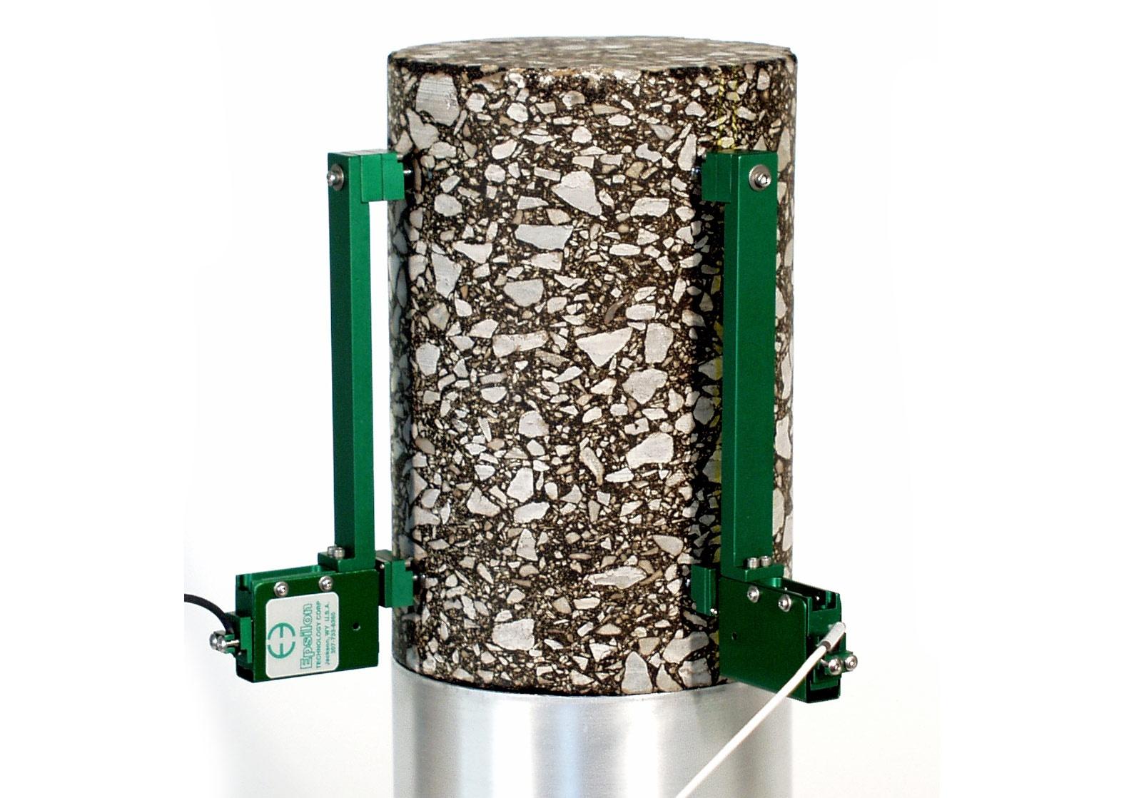 Epsilon MODEL 3909 Extensometers for Simple Performance Testing of Asphalt