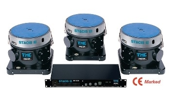 The STACIS® III Piezoelectric Active Vibration Cancellation System from TMC