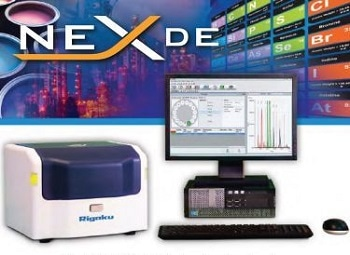 NEX DE High Performance EDXRF Elemental Analyzer