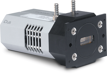 InGaAs Cameras for Spectroscopy - iDus InGaAs Series