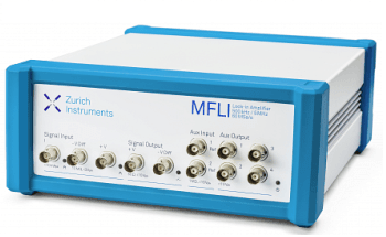 MFLI Lock-In Amplifier – for Medium and Low Range Frequency Measurements