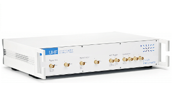 The UHFLI Lock-In Amplifier Frequency Range of DC to 600MHz