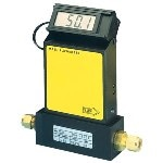 Reading Gas Mass Flow with the Gas Mass Flowmeters