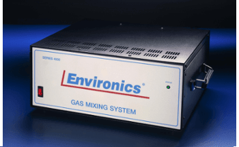 Series 4000 Multi-Component Gas Mixing System Built to Handle Explosive Gases