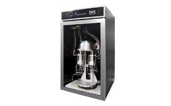 DVS Resolution - The Worlds Most Advanced Vapour Sorption Analyzer