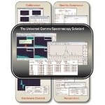 GammaVision Gamma Spectroscopy from ORTEC