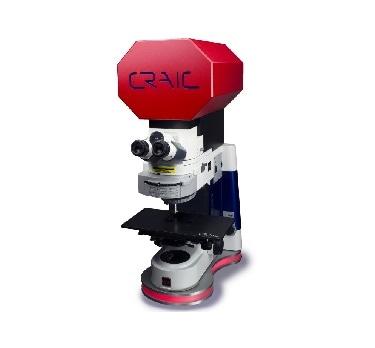 UV-Vis-NIR, Fluorescence and Raman Spectroscopy of Microscopic Samples