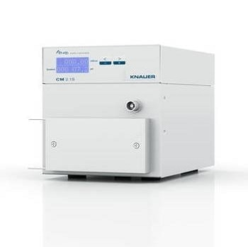 Conductivity Monitor with Optional pH Meter for FPLC Separations - AZURA CM 2.1S