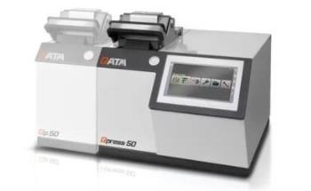 Hot Mounting Press: Qpress 50