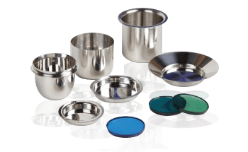 Platinum Labware from XRF Scientific