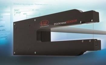 Laser-Optical Thickness Sensor thicknessSENSOR
