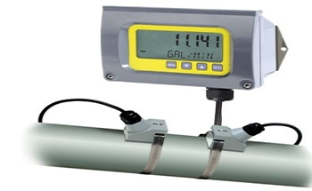 Monitoring Liquids and Energy with Ultrasonic Flowmeters