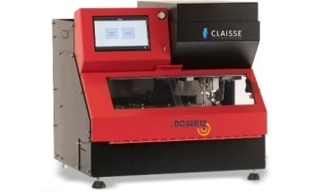 Claisse® LeDoser-12®: Just-in-Time Weighing for Optimum Accuracy and Repeatability
