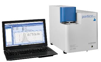 Partica Mini LA-350 - Laser Scattering Particle Size Analyzer