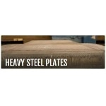 Heavy Steel Plates for Industry Applications