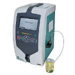Portable and Automatic Mini-Distillation Analyzer for the Distillation of Petroleum Products at Atmospheric Pressure