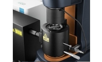 Simultaneous Rheology and Raman Spectroscopy for the Discovery Hybrid Rheometer - Rheo-Raman Accessory