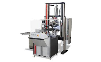 roboTest L Robotic Testing System for Flexure Tests on Plastic Specimens