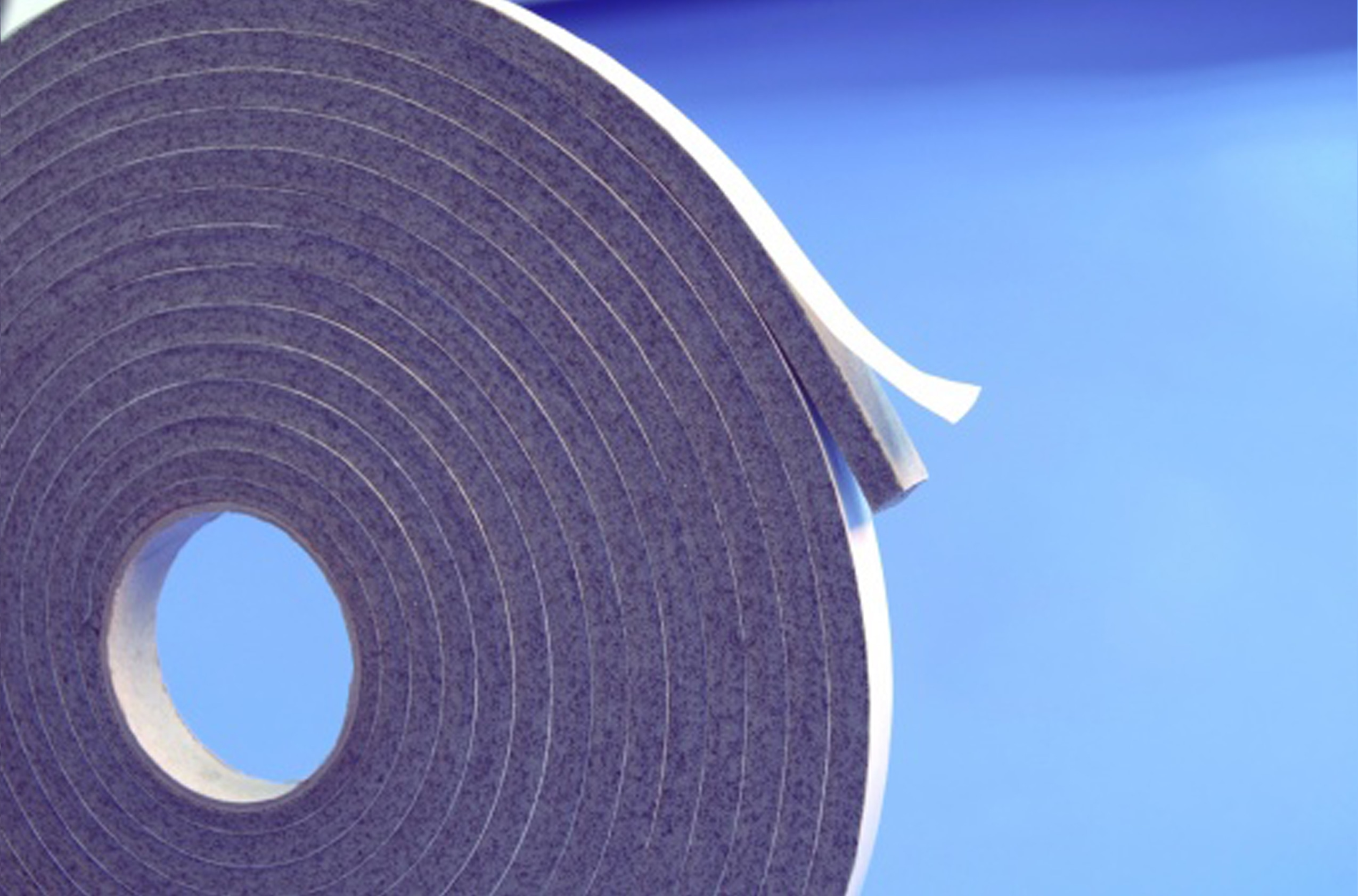Gasketing Foam Tape with Unique Sealing Properties