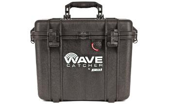 Intelligent Site Survey Analysis with the WaveCatcher
