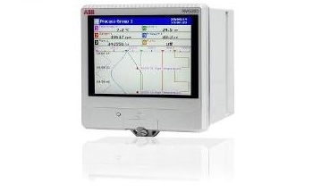 The RVG200 Touchscreen Paperless Recorder for Heat Treatment Processes
