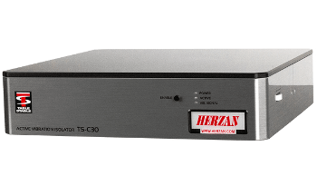 Active Vibration Control with TS-C30 from Herzan