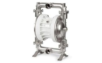 Operated Diaphragm Pump for Food and Hygiene Applications