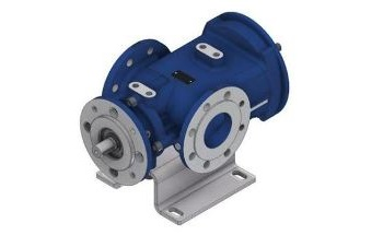 PZ Series Triple Screw Pump for Fuel and Lubricants