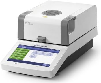 HC103 Halogen Moisture Analyzer from METTLER TOLEDO