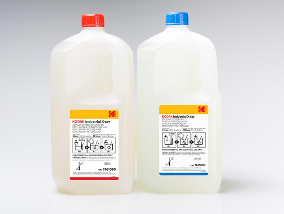 Kodak Industrial X-Ray Films & Chemicals