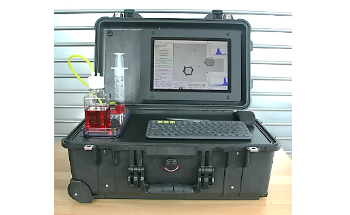Full Featured Particle Size and Shape Analyzer: Pi Portable