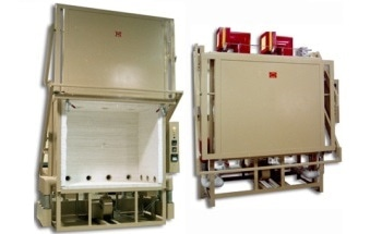 Industrial Kilns – Contemporary Kiln from Thermcraft