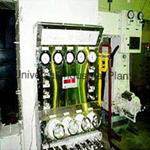 Liquid Nitrogen Generator - Model UBLN 10 from Universal Industrial Plants Manufacturing