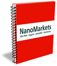 Dye Sensitized Cell Markets – 2014