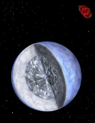 Largest known Diamond