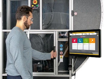 Motorized Impact Testing System: MPX Series Pendulum