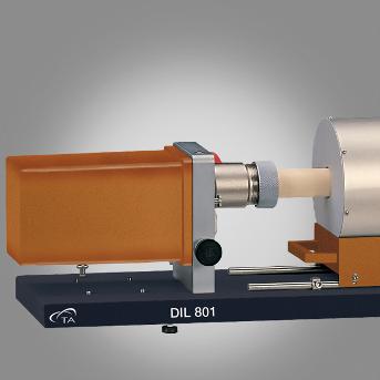The DIL 801/801L Single-Sample Dilatometer by TA Instruments