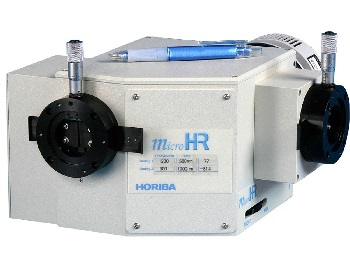 MicroHR Manual Short Focal Length Spectrometer from HORIBA