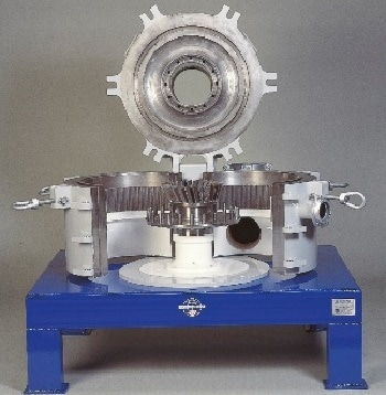 Mikro ACM Air Classifier Mill from Hosokawa Micron