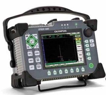 Advanced Ultrasonic Flaw Detection - EPOCH 1000 from Olympus